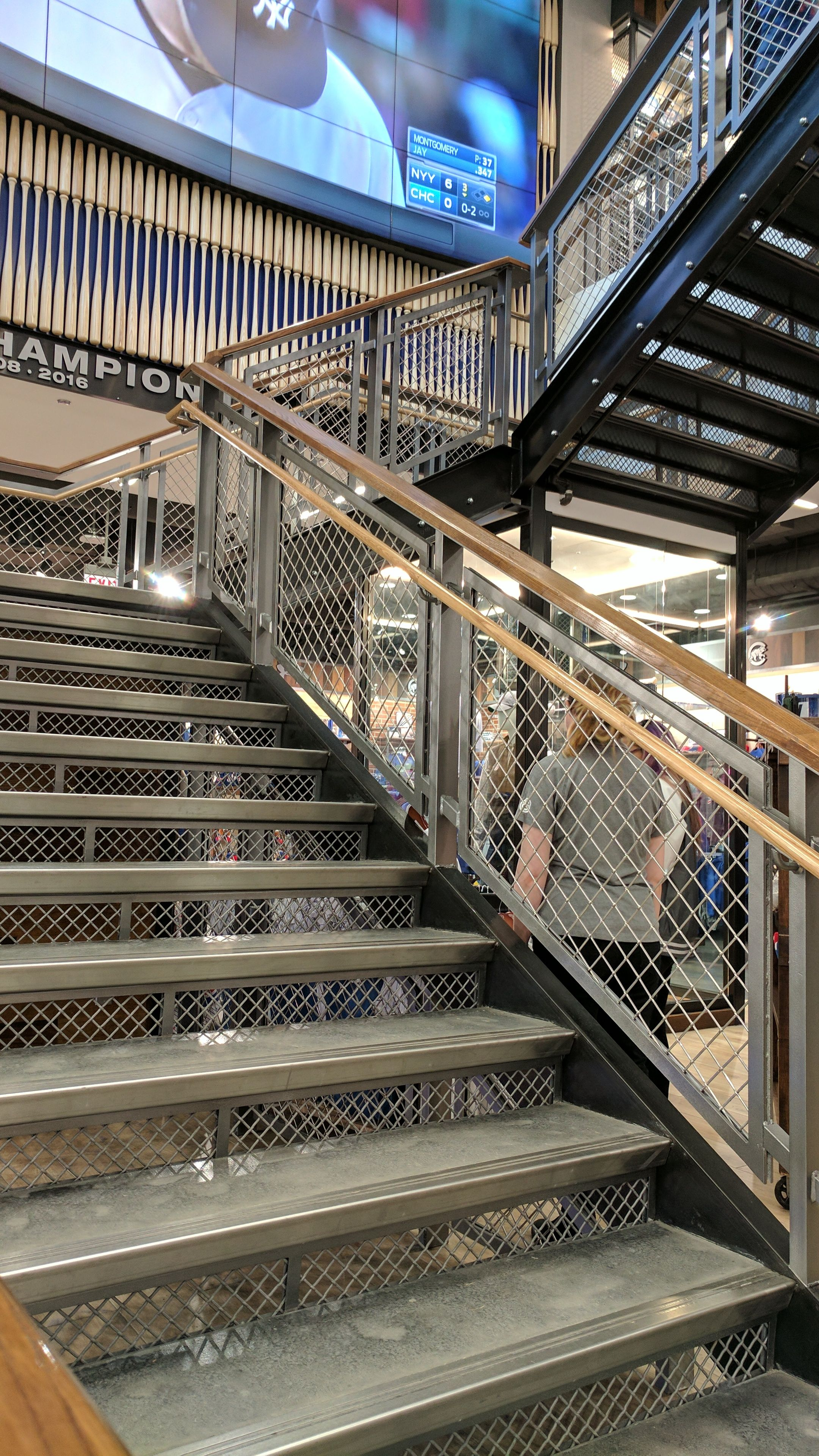 Best Gallery In 2020 Wire Mesh Stair Risers Stairways 400 x 300