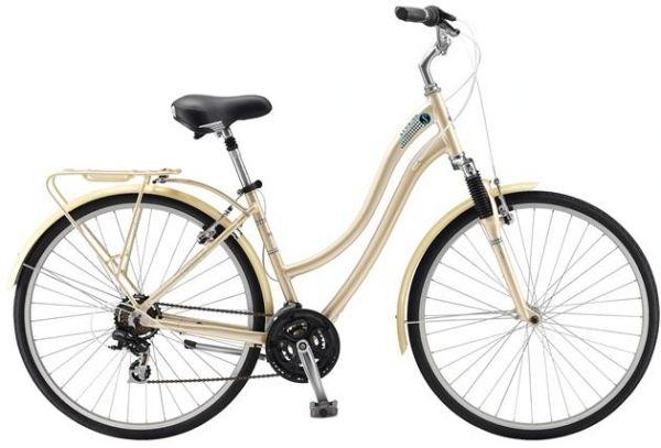 Велосипед Schwinn World 21 Lady (2011) - Каталог велосипедов от ВелоСклад.ру