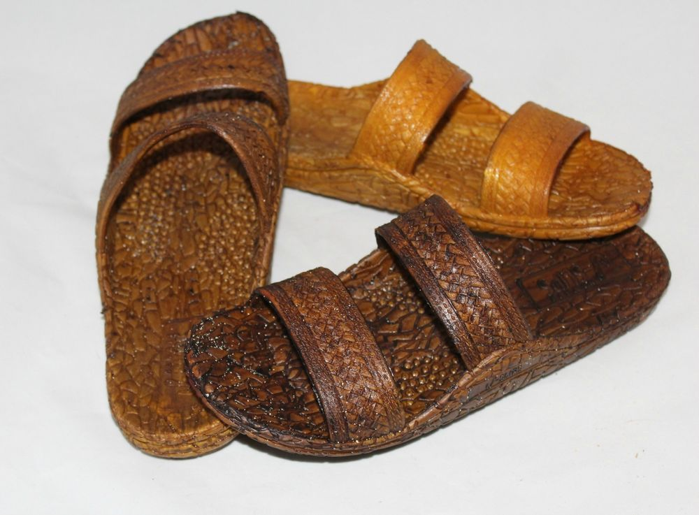 0f9c3c083 J-slips Hawaiian Jesus Sandal Double Strap Rubber Slipper in 3 ...