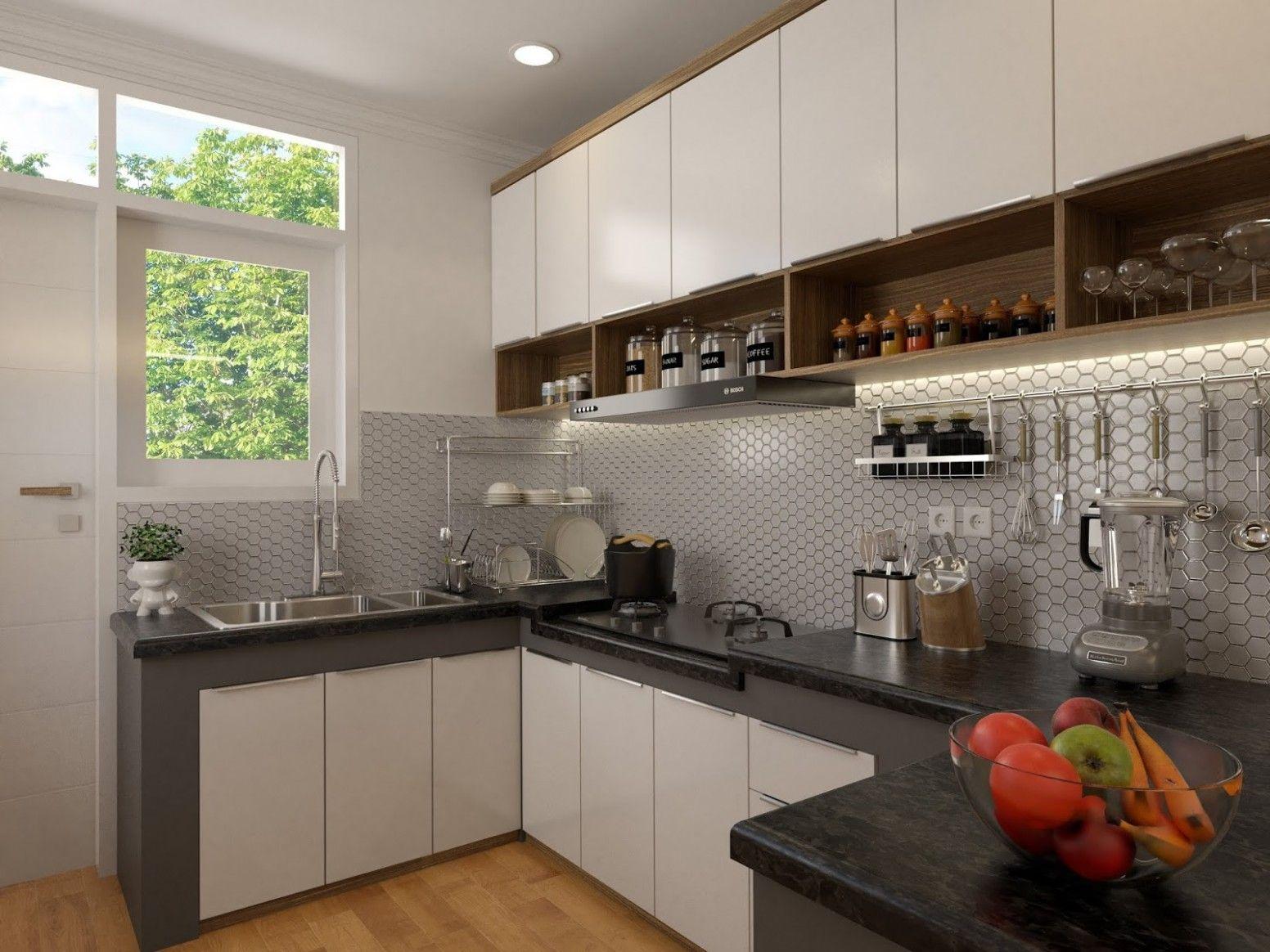 10 Model Dapur Rumah Mewah Mewah Di 2020 Dapur Mewah Kabinet Dapur Model Dapur