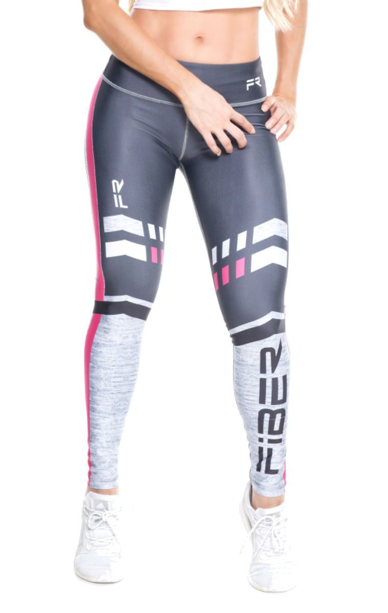 4a1f45874b Fiber - UBK 6 Leggings | Wife workout clothes in 2019 | Women's ...