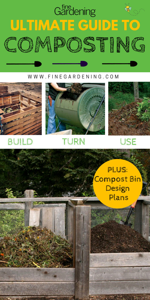 Everything You Need To Know About Composting Finegardening Compost How To Start Composting Compost Bin Diy