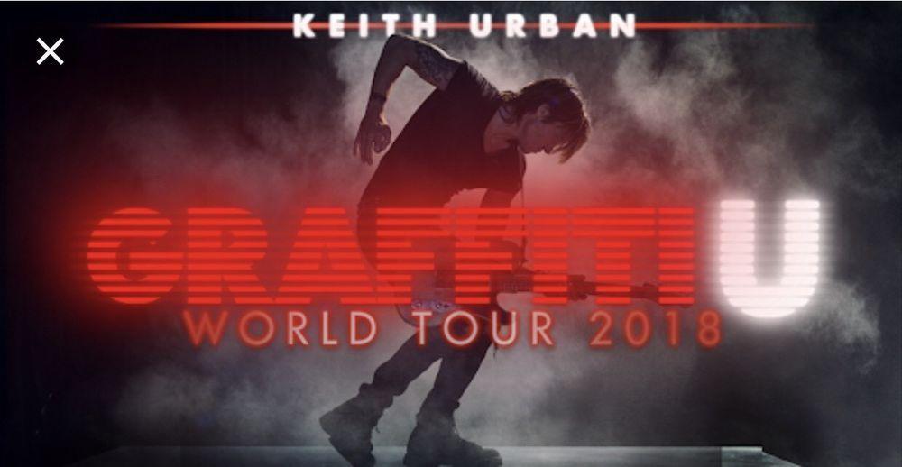 Keith urban tickets brisbane