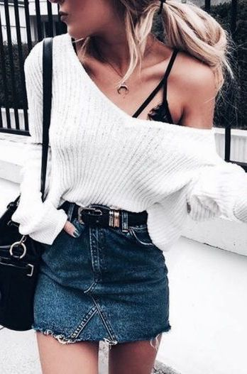 18274743b1f The Definite Guide to Summer Outfits  55 Trending Outfits to Copy ...