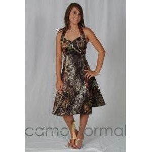 Cheap Camo Prom Dresses Long Under 100