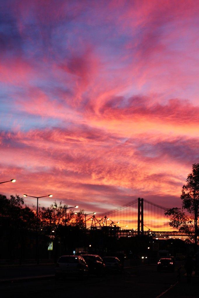 Sunset Tumblr Pink Sky Lover