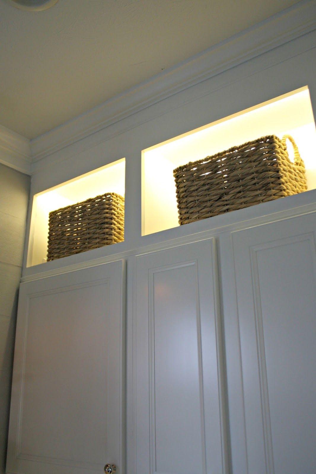 upper cabinet lighting. DIY Upper And Lower Cabinet Lighting I
