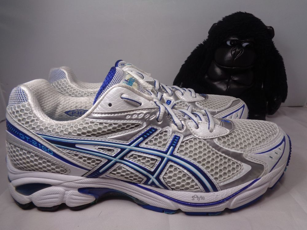 Visión general Alérgico Agacharse  Womens Asics Gel GT 2160 Running Cross Training shoes size 9.5 US T154N
