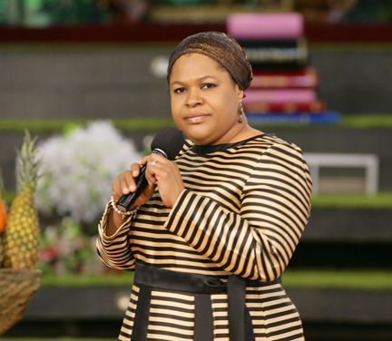 Image Result For Evelyn Joshua Wife Of Tb Joshua This