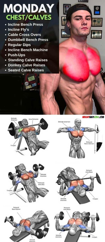 Gewichtsübungen für Arme und Schultern