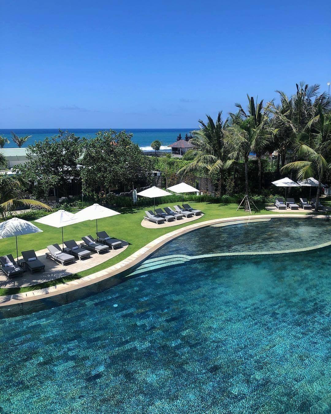 Rekomendasi Tempat Objek Wisata Bali Como Uma Canggu Resort