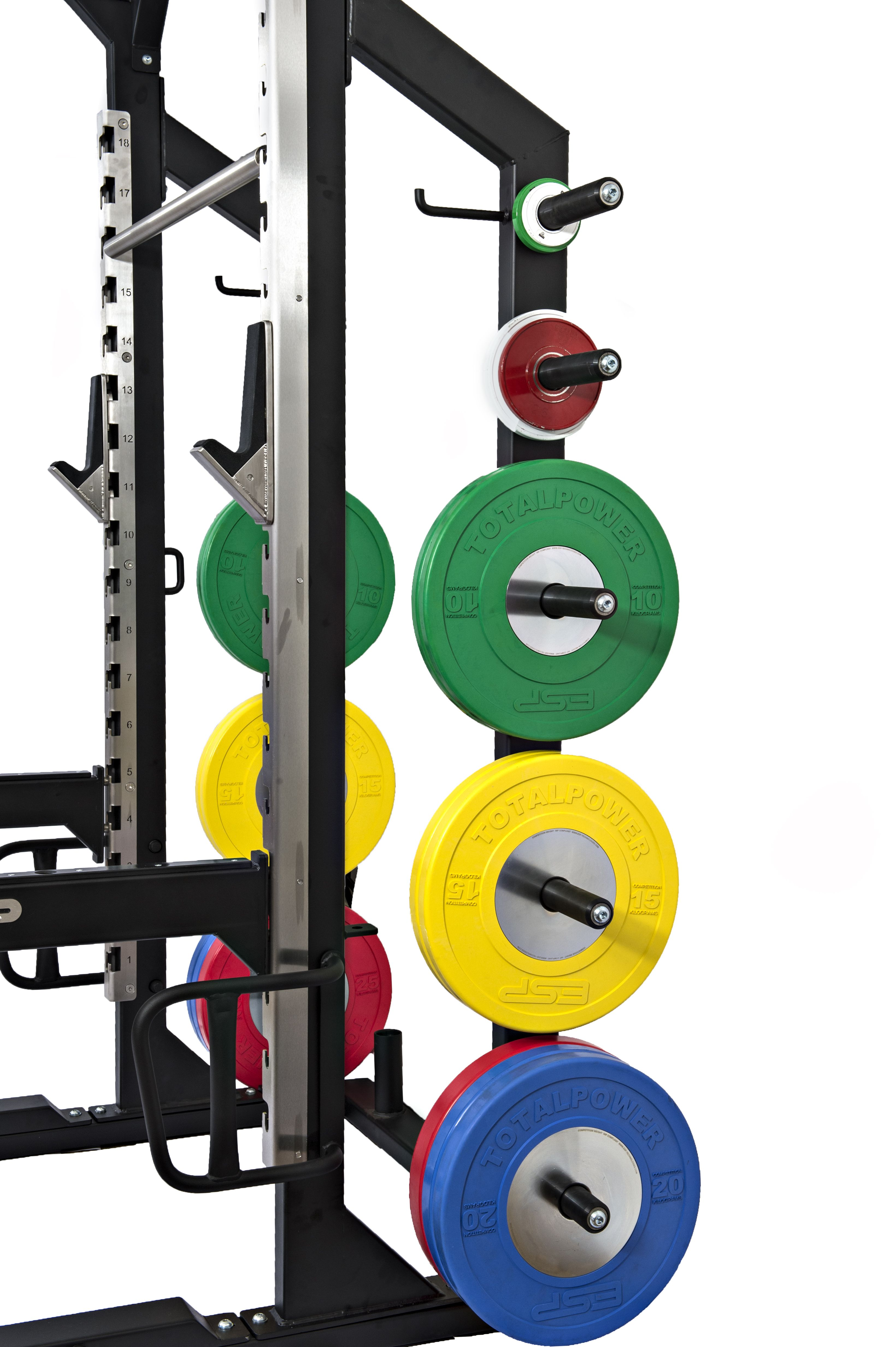 vertical rk p holder black cb olympic cap weight commercial bar storage rack