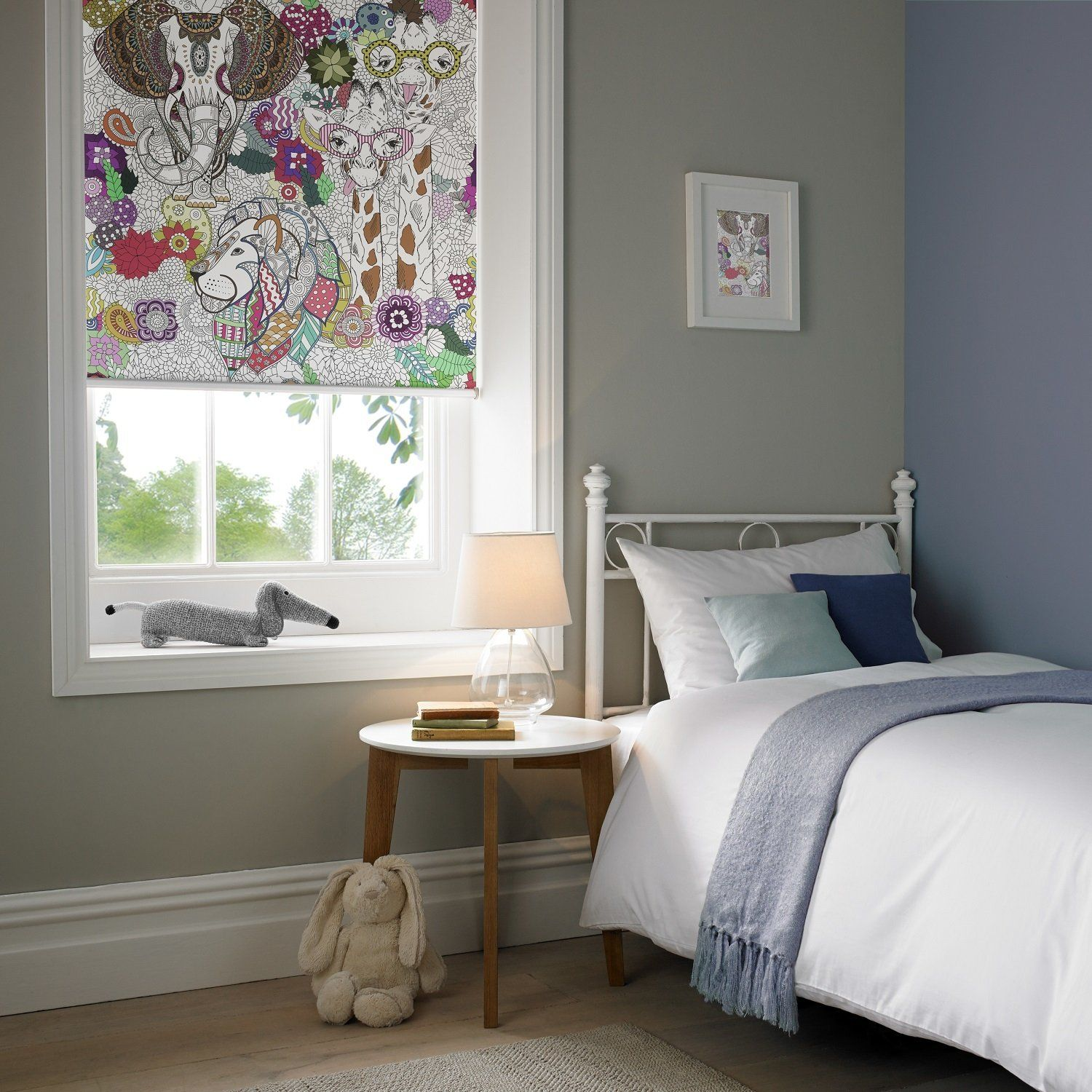 Fun Blinds Like This Fantasy Crayon Blackout Blind From Style