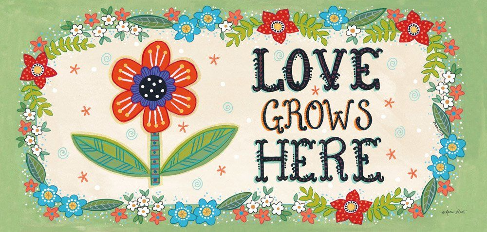 Delussey Love Grows Here Sassafras Switch Doormat Evergreen Love Door Mat Funny Doormats