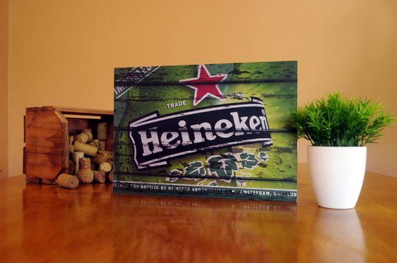 Quadro cerveja, Quadro Heineken