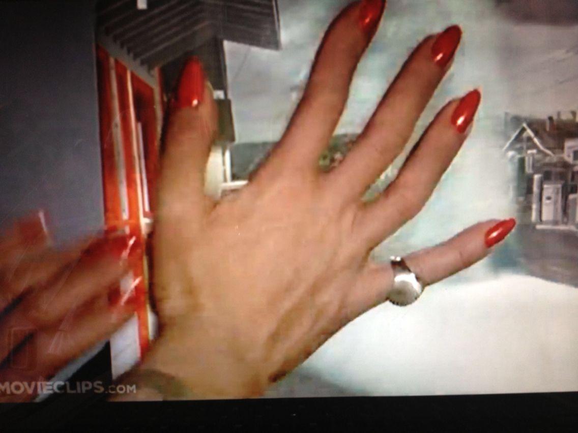 60s nail | Vintage nails, Tippi hedren, Manicure