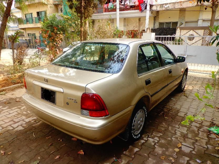Honda City 1999 Mint Excellent Genuine Condition For Urgent   Honda city, Suv, Suv car