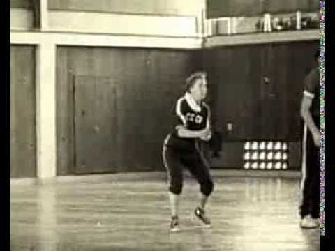 Olympic Games 1964 Volleyball Training Techniques