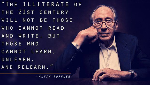 Image result for alvin toffler quote on freedom of speech