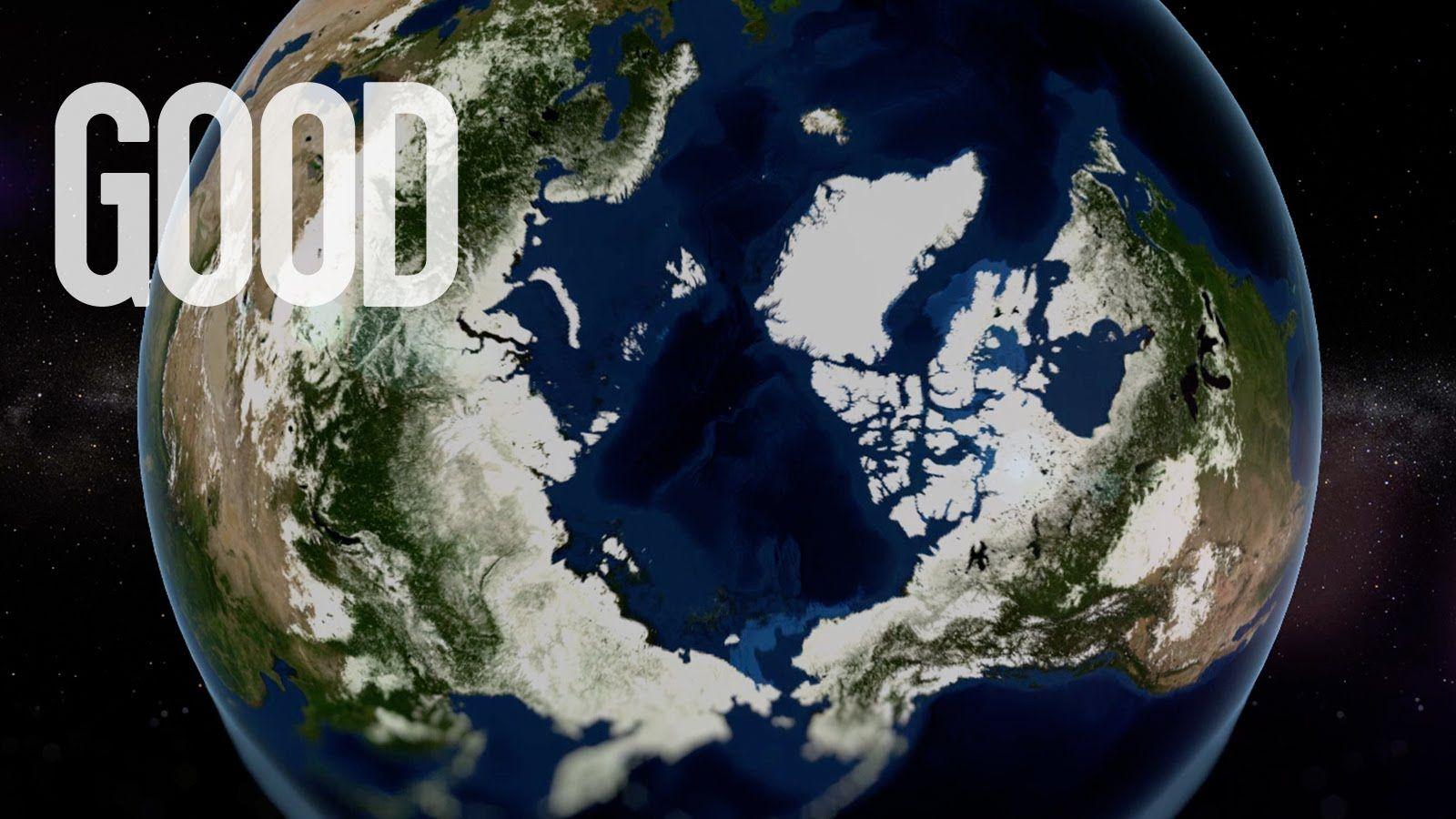 ¿Qué os parece este vídeo de la Tierra es un milagro?