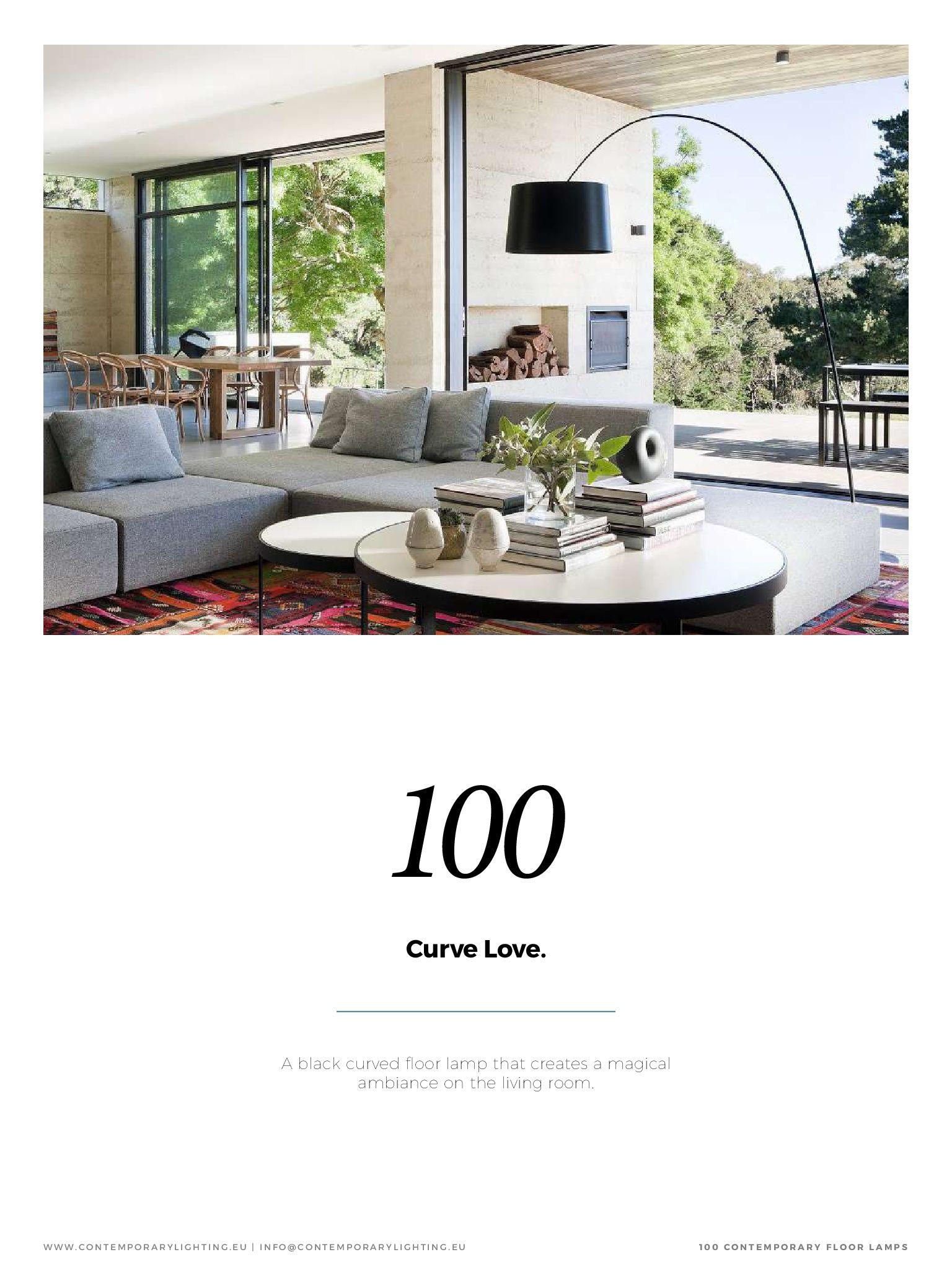 Una selezione delle lampade da terra più distinte e contemporanee. Dai migliori designer e marchi di illuminazione del mondo, ti presentiamo 100 idee per farti ispirare! Divertirsi!