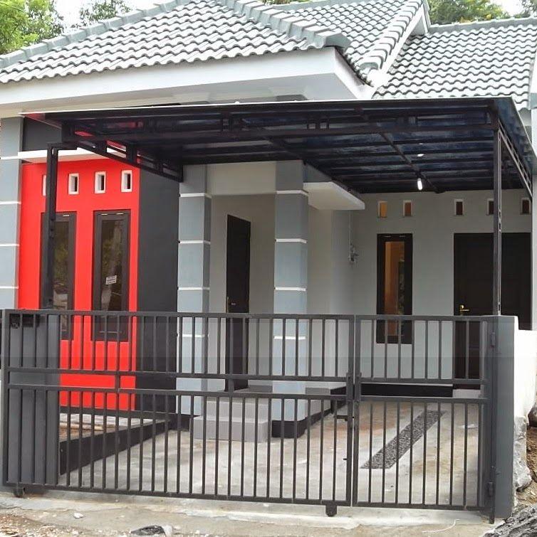 Desain Gambar Dan Harga Kanopi Rumah Minimalis Terbaru Gambar Dan Foto Rumah Minimalis Rumah Minimalis Rumah Desain Rumah