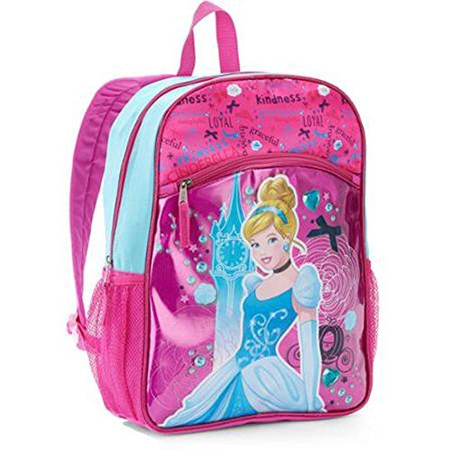86982a00d07 Disney Cinderella The Princess Backpack Disney https   www.amazon.com
