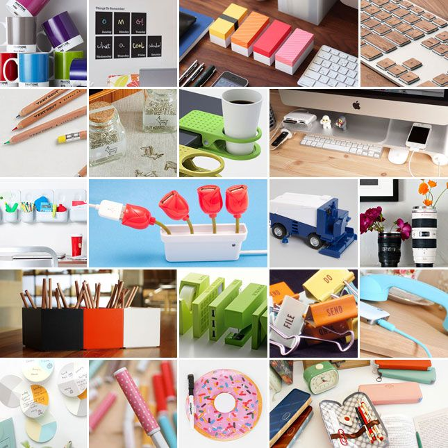 awesome office accessories. Pep Up Your Workspace: 20 Awesome Desk Accessories Office