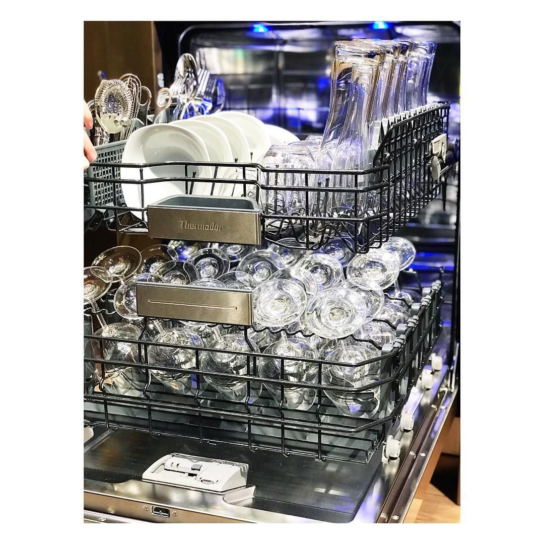 For The Morning After The Night Before The Dishwasher Won T Tell Tales If You Stack Em Pack Em And Interior Decorating Design De Interiores Interior Inspo