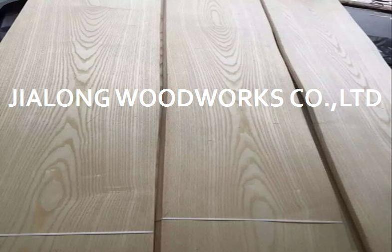 Genial White American Ash Sliced Veneer Crown Cut Wood Veneer Sheet For Cabinets