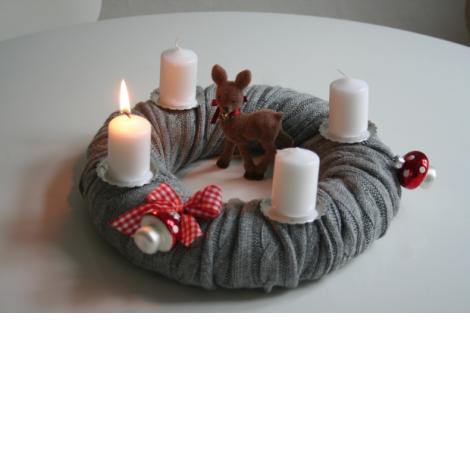 adventskranz ideen aus der community jetzt aber schnell. Black Bedroom Furniture Sets. Home Design Ideas