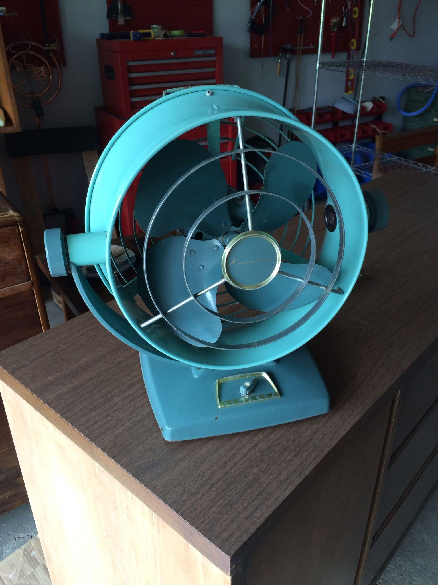 1960s Kenmore fan