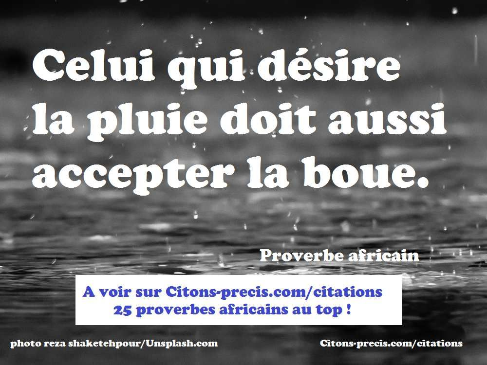 25 Proverbes Africains Au Top Proverbe Africain Proverbe De