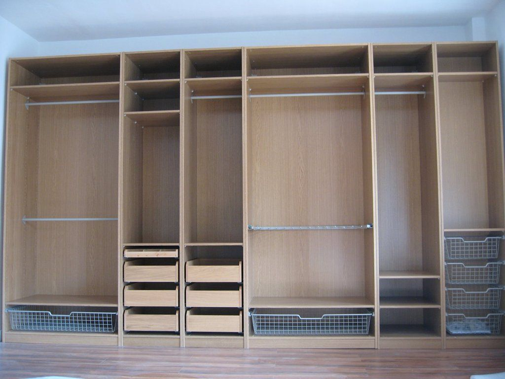 el post de los armarios pax de ikea storage closets organizations and storage. Black Bedroom Furniture Sets. Home Design Ideas