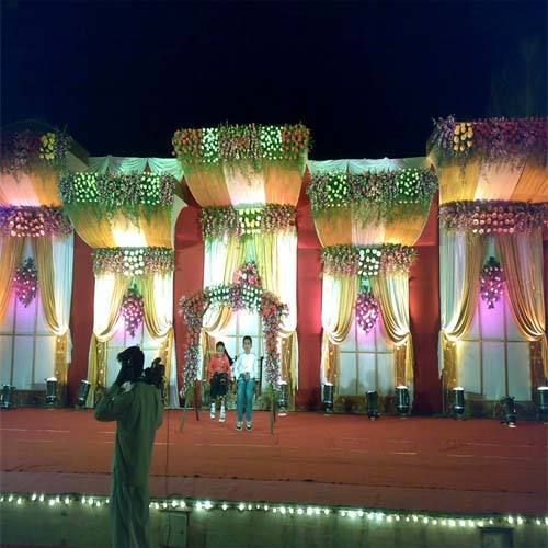 Stage decoration specification of stage decoration our stage nanda decorators a leading service provider of stage decoration in kothrud pune maharashtra india get more information on stage decoration at junglespirit Image collections