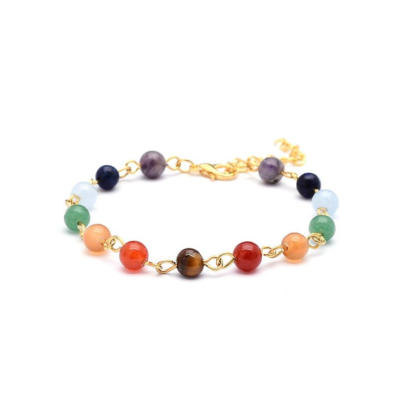 gold with centre pacific plated collection opal stone semi bracelet precious ingenious collections