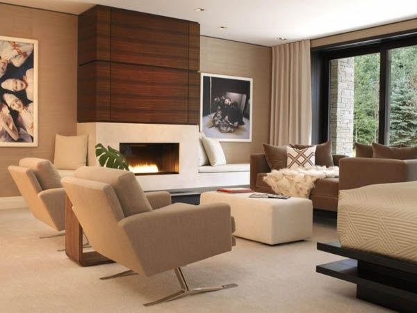 Contemporary Home Interior Colors