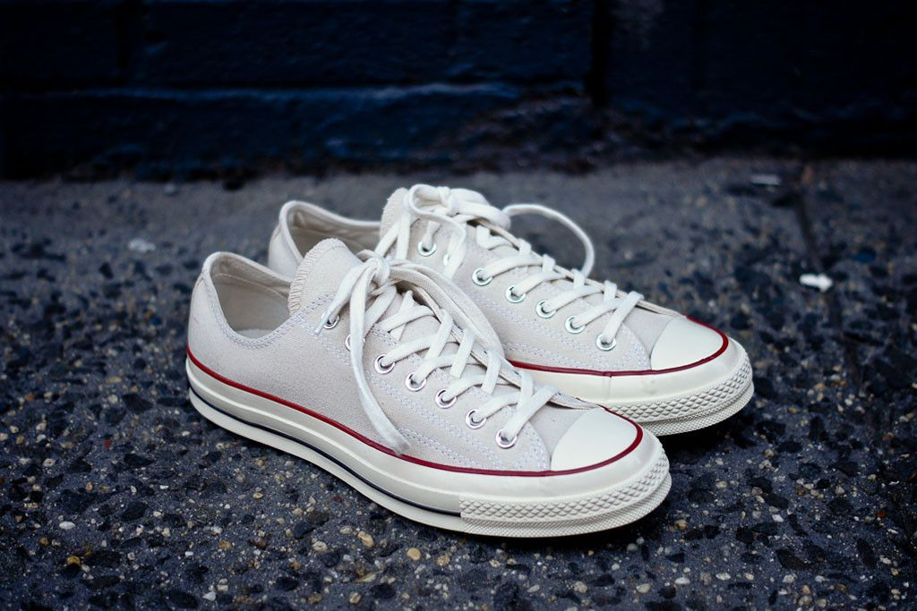 b4d1a6350f68 Converse 1970s Chuck Taylor Low - White
