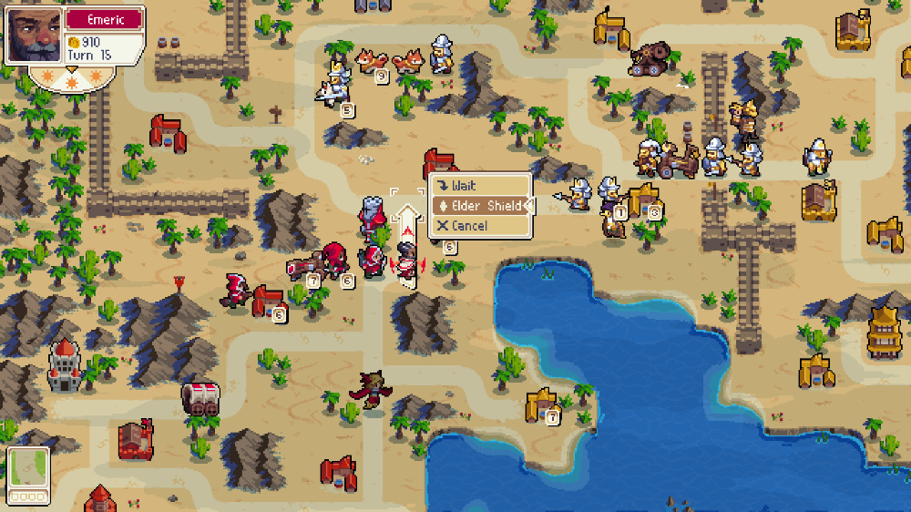 Wargroove Advance wars, Nintendo switch games, Date and
