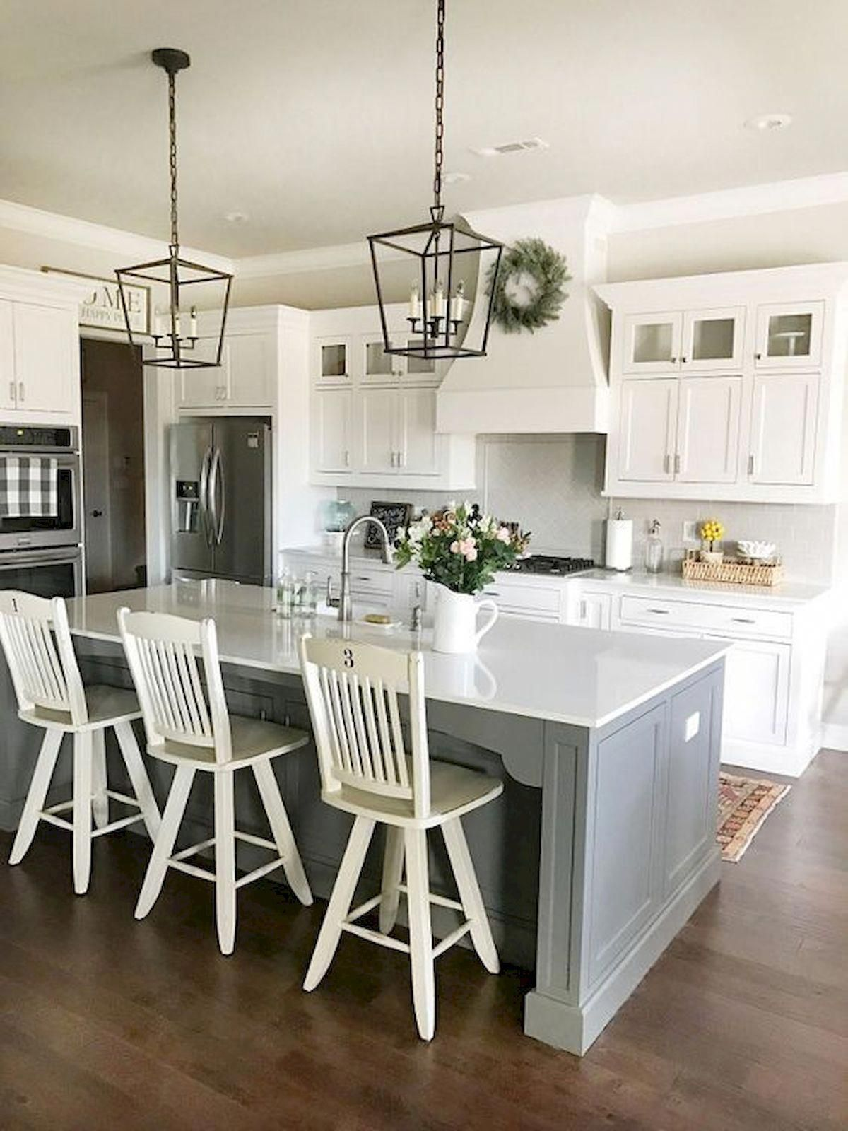 95 luxury large modern white kitchen with white cabinets
