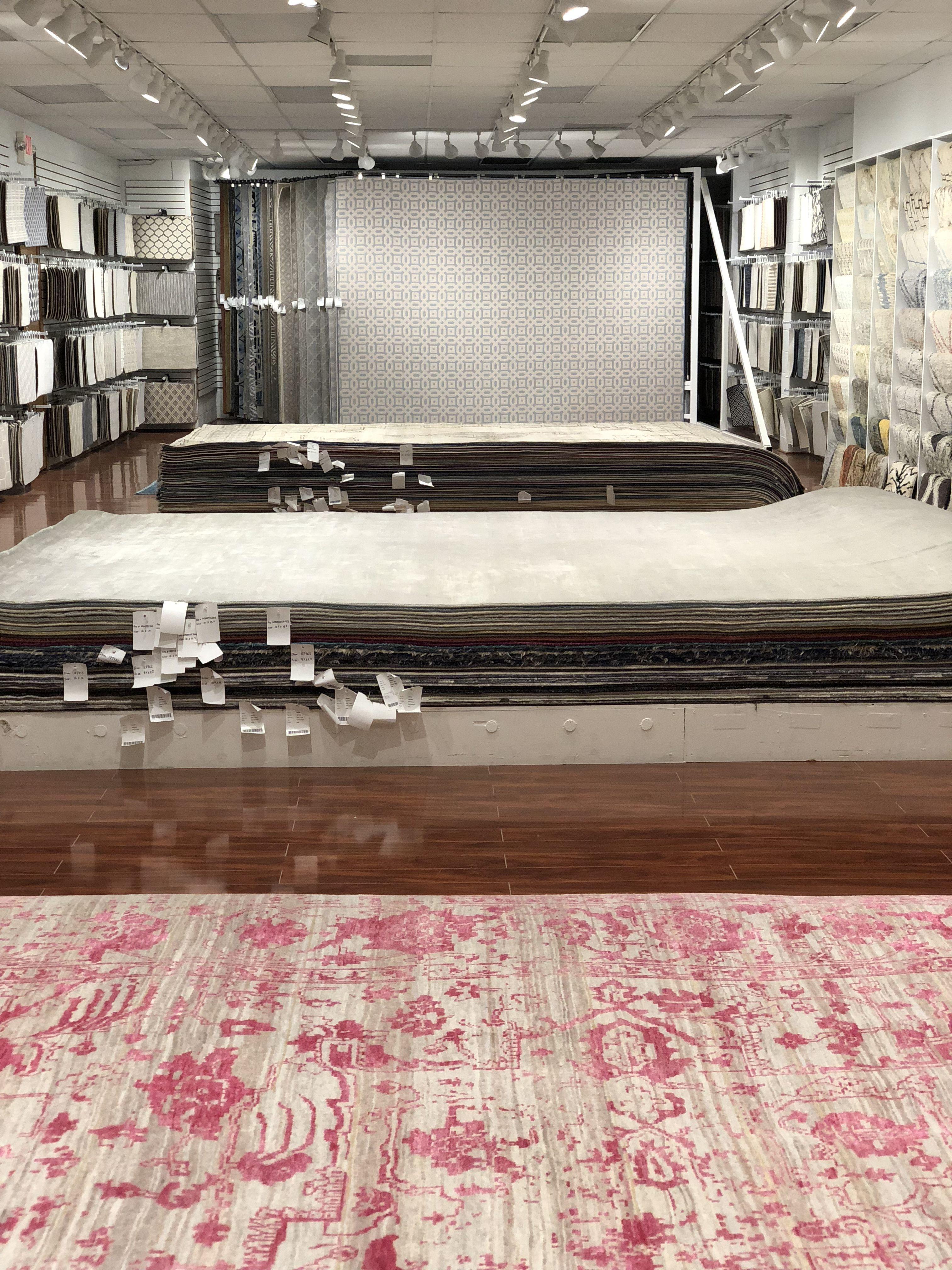 20 000 Square Feet Trade Showroom