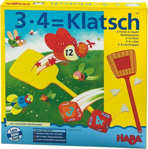 Photo of Spiel, »3×4=Klatsch«