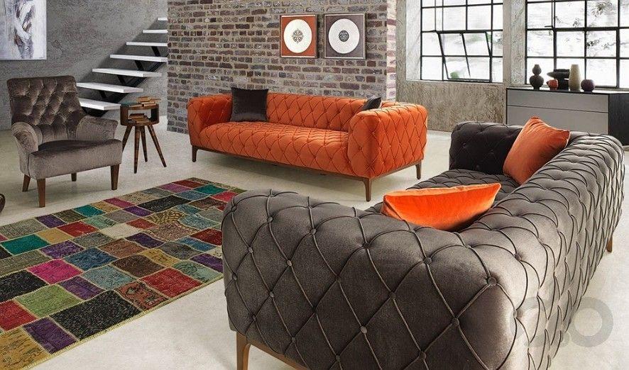 Modern Chester Koltuk Takimi 2017 Decor Home Decor