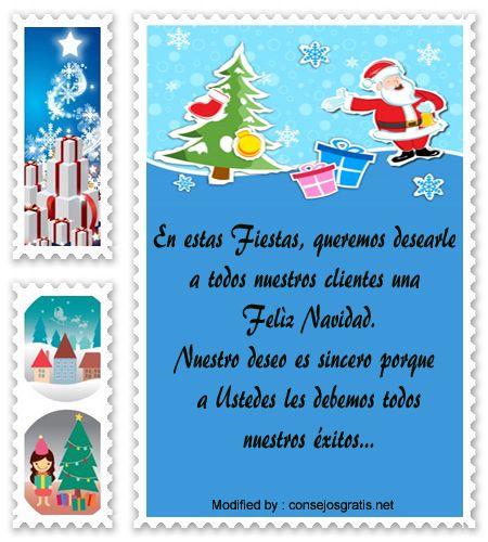 Mensajes de texto para enviar en navidad empresariales - Videos de navidad para enviar ...