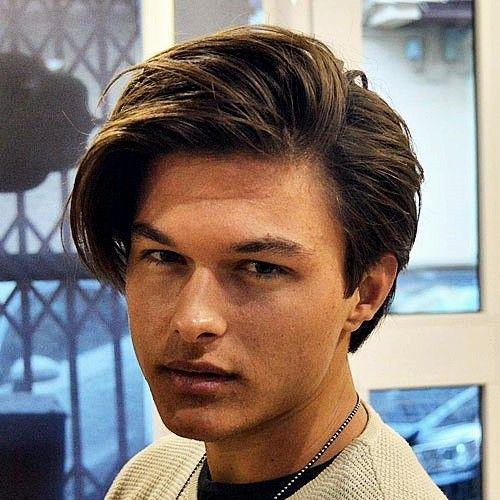 19 Schöne Mittellange Frisuren Für Männer Herren Frisuren 2019