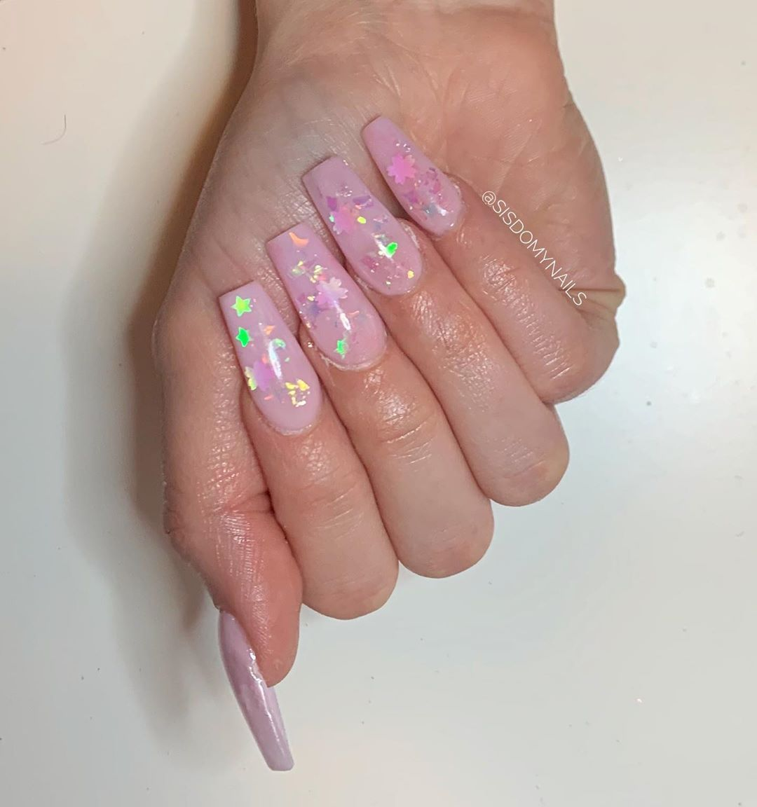 Sis Beauty Studio On Instagram Sisdomynails Nails Acrylicnails Sculptednails Pinknails Denvernails Denver In 2020 Beauty Studio Instagram Beauty