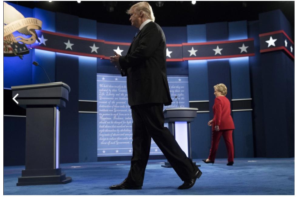 Pin On Debate1 Wp Clinton