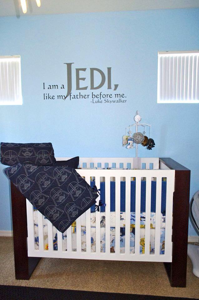 Star Wars nursery baby boy Little Pal Pinterest