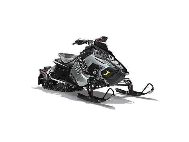New 2016 Polaris 800 RUSH PRO S SnowCheck LE Snowmobile For Sale in