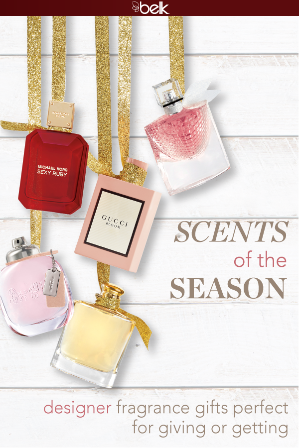 b9bee71c8331 Designer fragrances are perfect for gift giving or getting. Wrap up a luxe  perfume gift